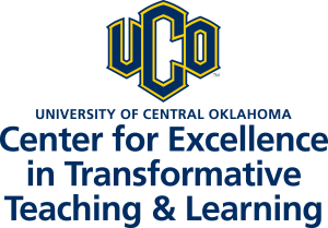 UCO's Center for Excellence in Transformative Teaching & Learning logo