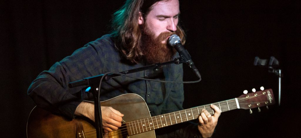 Fall 2018 Rewind: Indie musician Mac DeMarco performed Nov. 1, 2018, to a sold-out audience at ACM@UCO Performance Lab in Oklahoma City, Oklahoma. ACM@UCO-tied singer-songwriter Leotie, aka Caleb Starr (pictured), opened the Metro Music Series event.