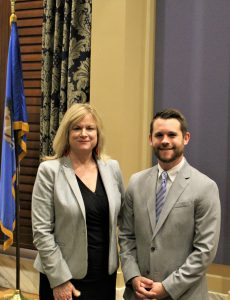 Eric Sample with Oklahoma Labor Commissioner