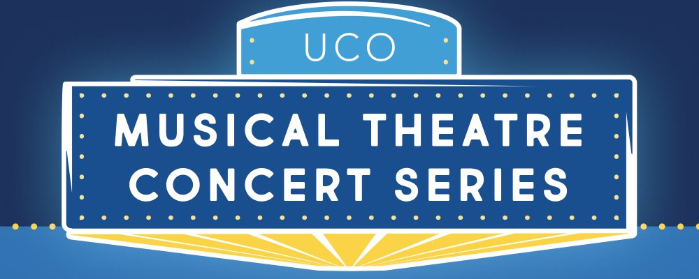 UCO Musical Theatre Concert Series Logo