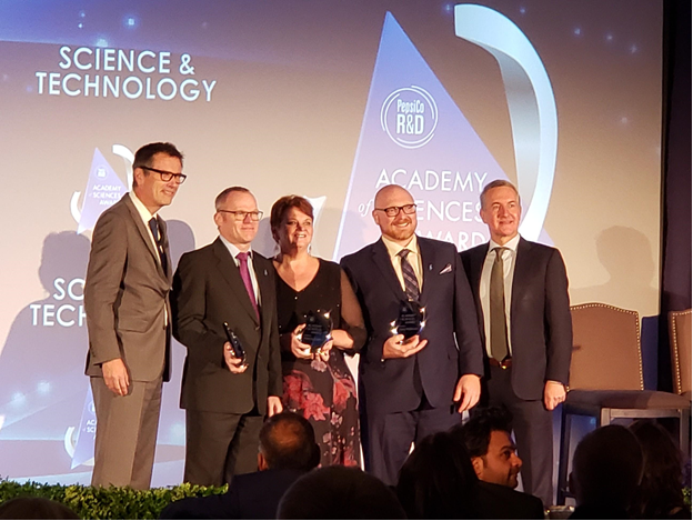 PepsiCo Science and Technology Award winners