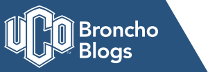 Broncho Blogs at the Universiry of Central Oklahoma