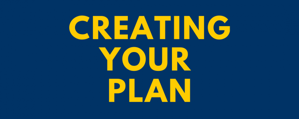 Using the tools and resources to create your financial plan