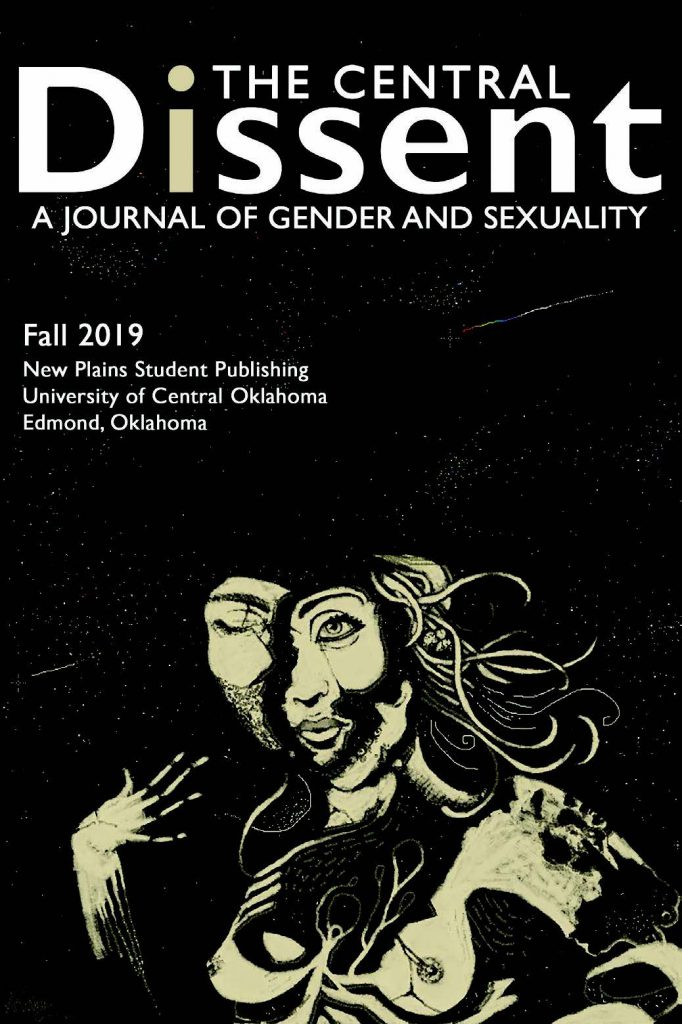 cover of Central Dissent, Fall 2019