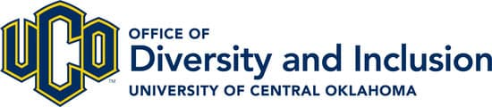 UCO Office of Diversity and Inclusion header logo
