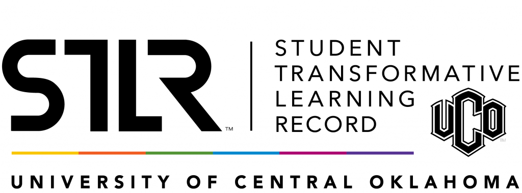 Student Transformative Learning Record logo