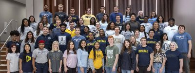 Photo of 2020 UCO Orientation Leaders