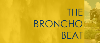 The Broncho Beat header