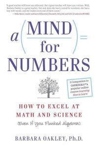 Cover of Oakley, A Mind for Numbers book