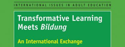 """Image of book cover for """"Transformative Learning Meets Bidung"""""""