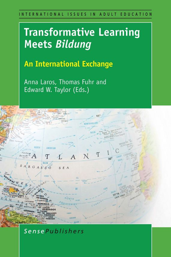 "Image of book cover for ""Transformative Learning Meets Bidung"""