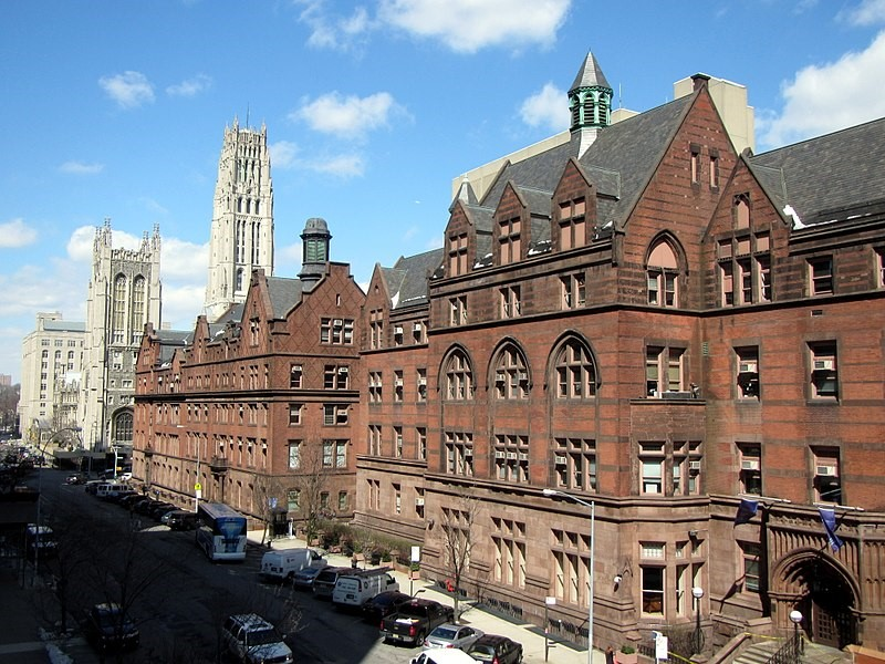 Photo of Columbia University Teacher's College, NYC