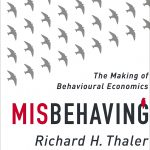 Misbehaving by Thaler book cover
