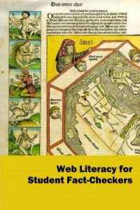 picture of Web Literacy book cover