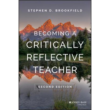 Book cover - Becoming a Critically Reflective Teacher