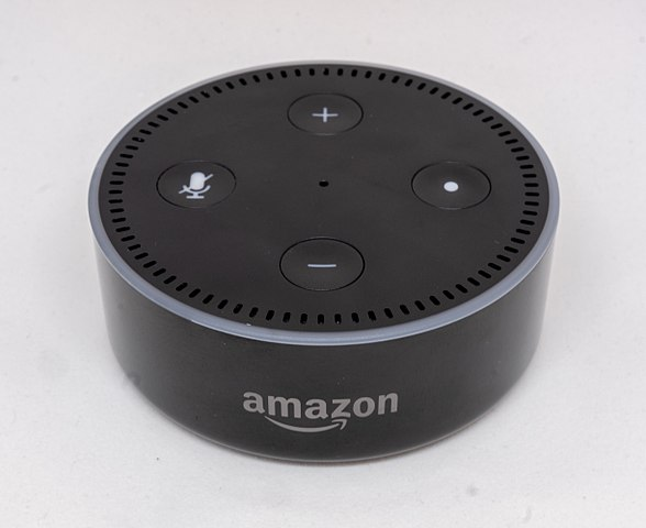 Photo of Amazon Echo